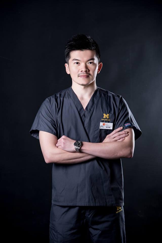 WECARE.康世維口腔美學牙醫診所的創辦人-陳亨龍院長