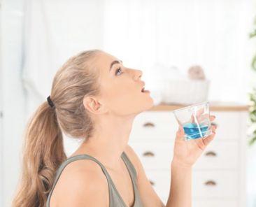 牙齒矯正者福音!居家口腔護理專欄-漱口水篇示意圖